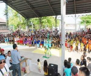 INTER-BARANGAY BASKETBALL AND VOLLEYBALL LEAGUE